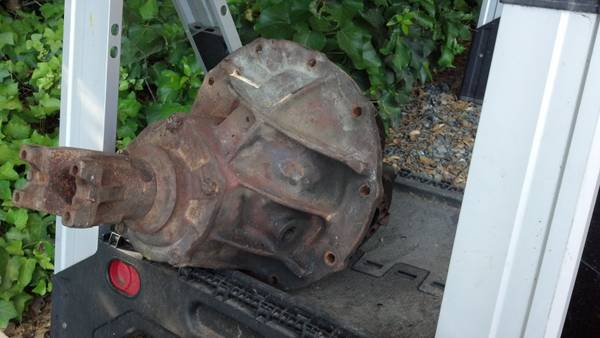 Ford 9 third member for sale