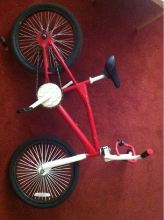 Red Dyno GT Bmx Bike $120 obo - $120 (Hanford)