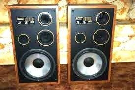 Like New 27 Acoustic Response Series 707 Speakers - $60 (Grover Beach)
