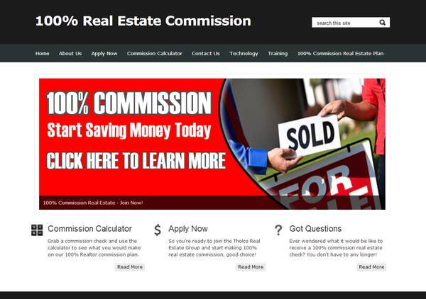 Now Hiring Agents - 100 Real Estate Commission (Bakersfield)
