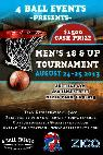BASKETBALL TOURNAMENT CASH PRIZE