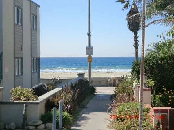 - $3300  1br - Jacuzzi Property Super Close to Beach (Mission Beach, San Diego)