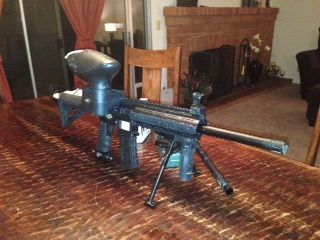 Paintball Gun - BT TM 15 - $375 (La Habra, CA)