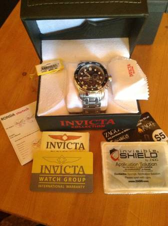 Invicta Pro Diver - $250 (Palm Springs)