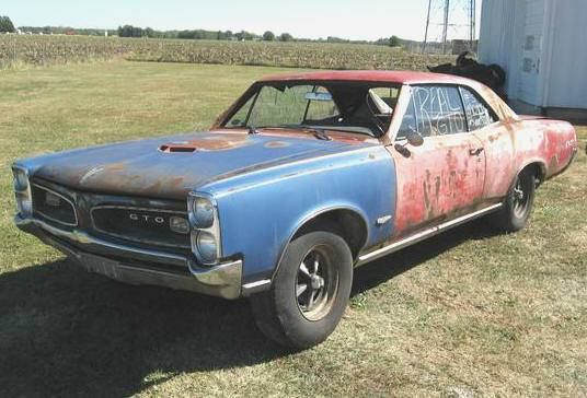 Classic car project WANTED, chevelle, GTO, bel air, etc - $3000 (imperial county)