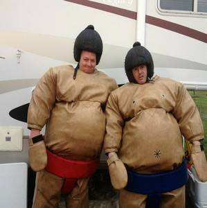Sumo Wrestling Rental (Adults and Children) (Fullerton)