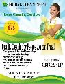 75 HOUSE CLEANING SERVICE  ALL AREAS