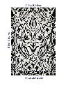 Black  amp  Tan  Damask  Rug - BRAND NEW -  100  Tarzana  CA