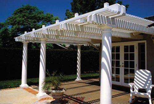 ALUMAWOOD PATIO COVERS (5.00 sq ft)