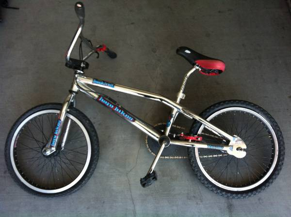$50 BMX bike( Haro Ryan Nyquist Backtrail X2) - $50 (Henderson (Anthem))