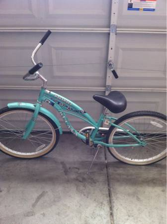 Kulana makamaka Beach Cruiser Girls - $50 (South Point Casino)