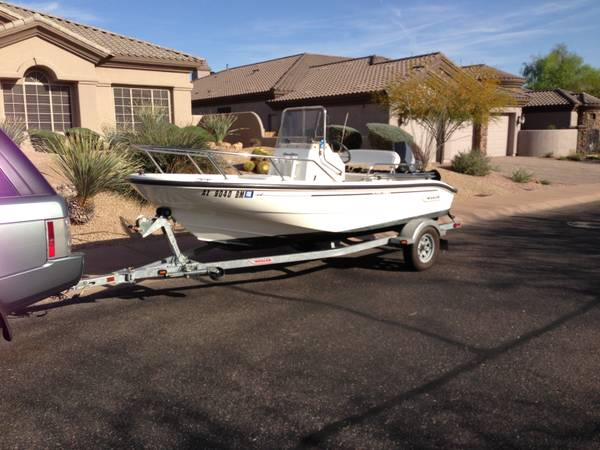 Boston Whaler Dauntless 14 Great Condition - $12000 (Phoenix Arizona)