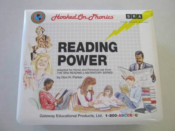 BRand new Hooked on Phonics Reading Power - $25 (las vegas, nv)