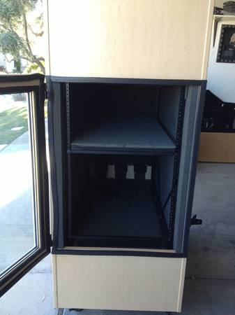 Acoustilock heat and noise removal cabinet - $400 (Summerlin)