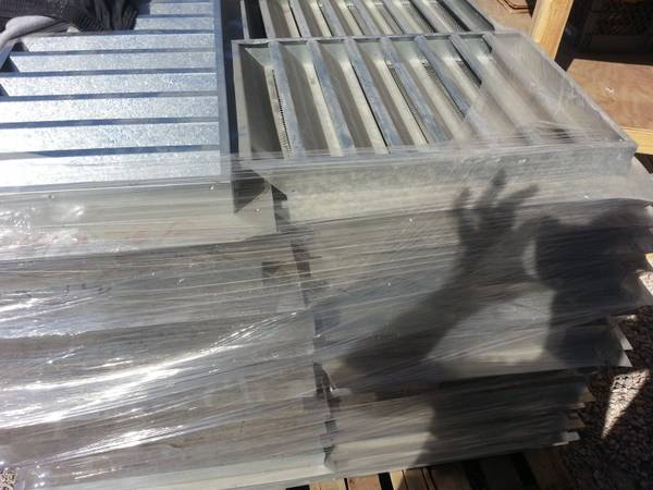 Lot of Foundation, Eave, and Gable Vents Multiple Pallets Available - $1 (Las Vegas)
