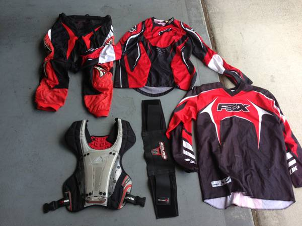 ATVDirtbike Riding Gear - $50 (Las Vegas)