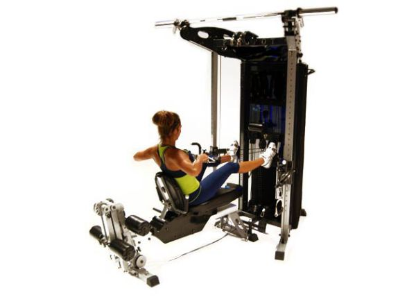 prospot fitness hg 6  home gym - $2995 (char)