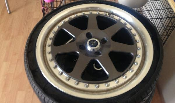17 jmags wheels for civic today special  - $150 (Washington - nellis )