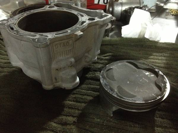 YFZ450 Parts - $1 (North Las Vegas)