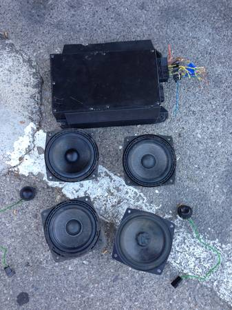 BMW E39 OEM Premium Sound Package - $450 (SW)