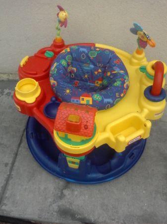 Little Tikes 3 Way Entertainer Exersaucer - $20 (Nellis  Charleston)