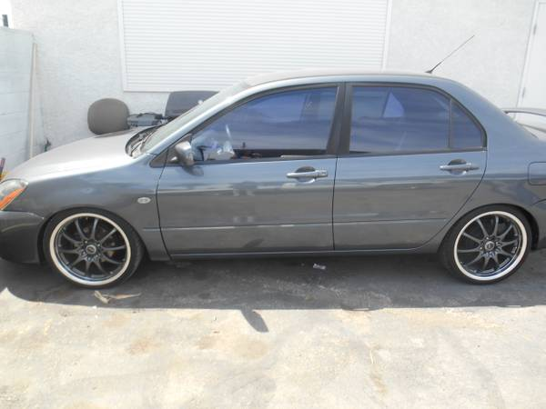 2005 Mitsubishi Lancer O-Z Rally Edition$1500 Down Any Credit Approve - $1500 (las vegas)