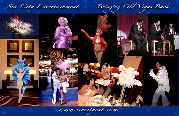 Sin City Entertainment- Las Vegas 1 Talent Agency (Las Vegas)