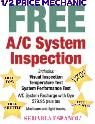 Free Brake  Inspection  Free a c  inspection  702 433 5005