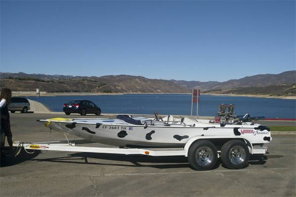 1978 Sleekcraft Rebel Jet Boat 7500 Pasadena Boats
