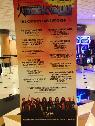 Raiding the rock vault tickets 8 of them  -  14  Las Vegas hotel