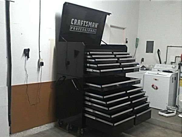 Craftsman Professional Tool Boxes Espotted