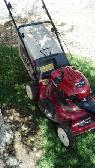 Toro Lawn Mower -  150  Summerlin