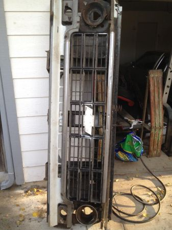 CHEVY FRONT CLIP - $50 (ATWATER)