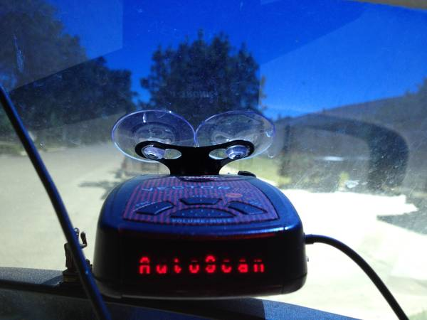Beltronics Vector 995 Radar Detector