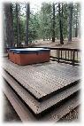 -  125   3br - 1850ft sup2  - secluded retreat in the woods near kirkwood  pioneer  ca