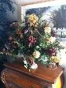 Huge designer silk floral flower arrangement -  150  Merced