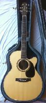 TAKAMINE EP 460 SC ACOUSTIC ELECTRIC GUITAR -  500  Le Grand
