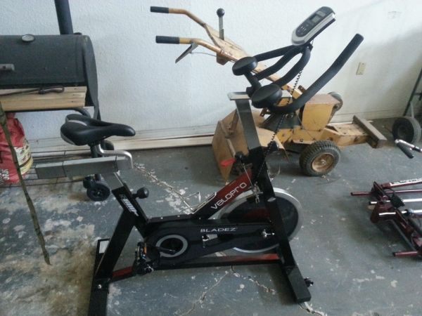 Velopro Bladez Stationary Bicycle - $150 (Turlock)