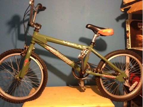 Specialized Fatboy Vegas - $100