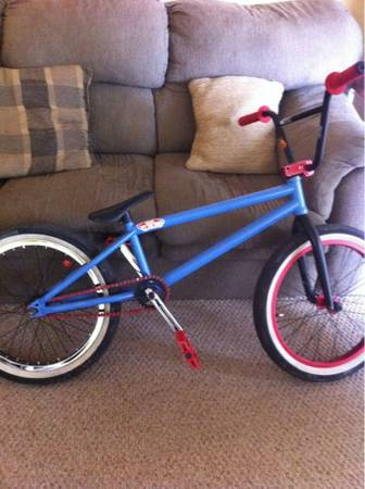 Brand Stolen Sinner BMX bicycle  - $350 (Modesto)