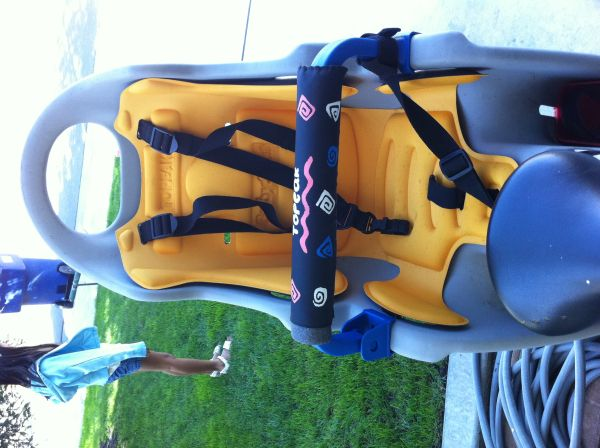 TOPEAK Bicycle Babyseat with suspension (Hilmar)