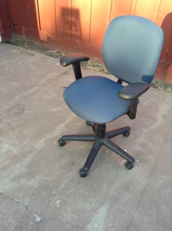 Allsteel office chair (great quality) - $40 (Modesto)