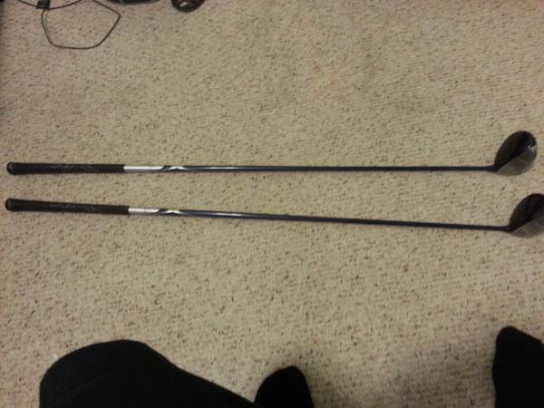 Assortment of Golf Club Right and Left Handed - $1 (turlock)