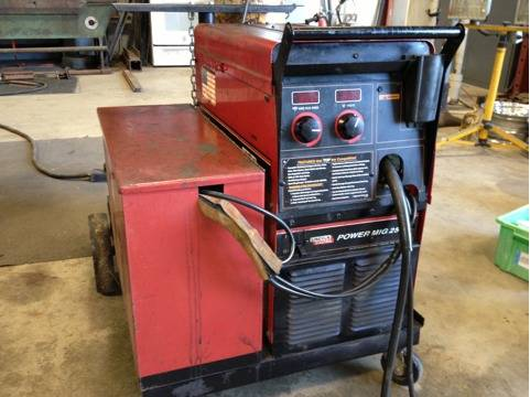 Lincoln 255 welder | eSpotted