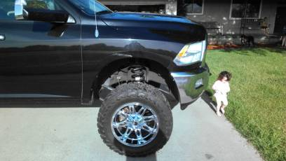 rims fuel hostage dodge Chevy 8 lug rims - $1700 (Stevinson)