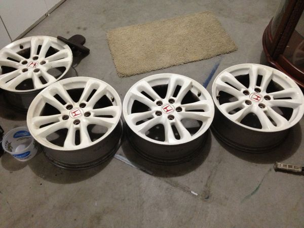 06 Civic SI Rims - $500 (Modesto)