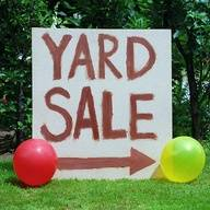 LAST DAY OF YARD SALE -) (5900 Tully Road)
