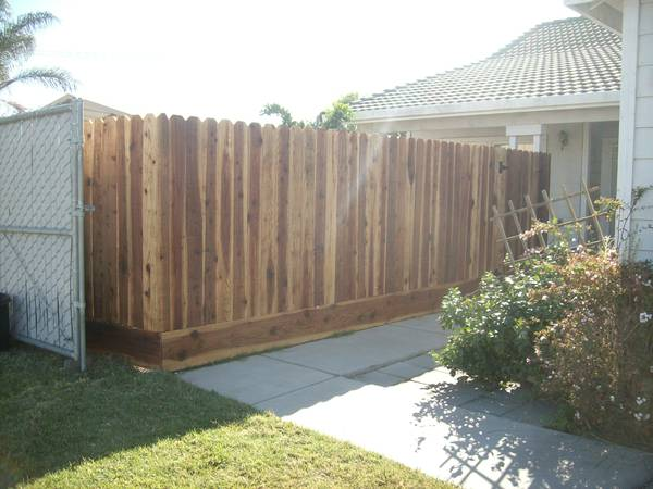 Fence Contractor (Area Code 209)