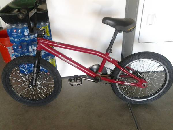 Mirra Pro Haro BMX - $50 (Lake Havasu City)