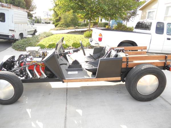 Fast And Loud Custom Hot Rod Golf Cart - $3000 (Central California)